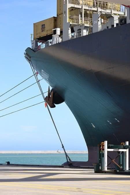 Transportes marítimo